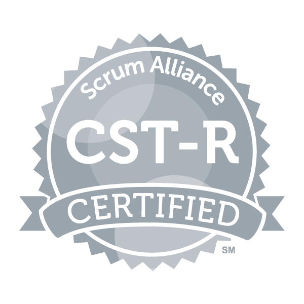 An image of the CST-R seal